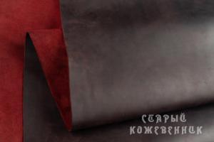 Крейзи хорс (темное-бордо)