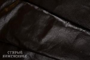 Кожа натуральная - Игуана коричневая