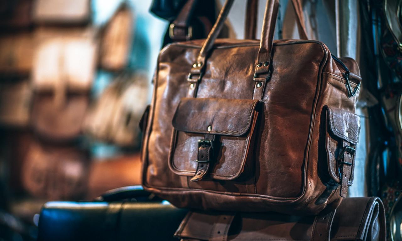 Кожаные сумки: как отличить натуральную кожу от искусственной?