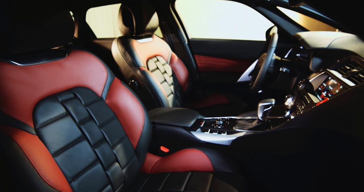 Автомобильная кожа КРС